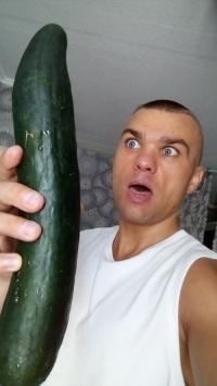 tenký velký penis